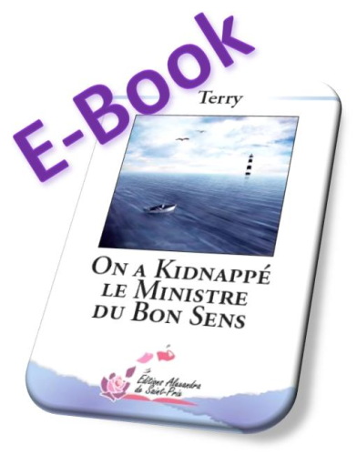 "TERRY  ""On a kidnappé le Ministre du Bon Sens"""